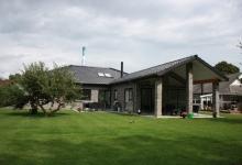Brøndby nybyg 204+ 43 m2 lukket carport